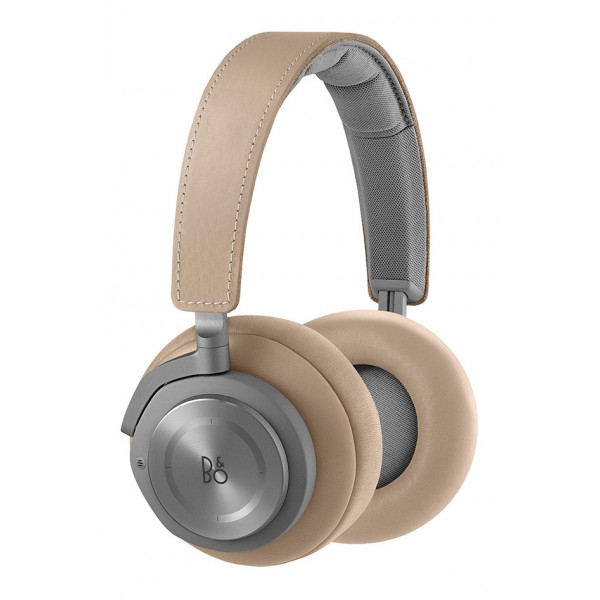 Bang & Olufsen - B&O Play - Beoplay H9 - Argilla Grey - Premium Wireless Active Noise Cancellation Over-Ear Headphones