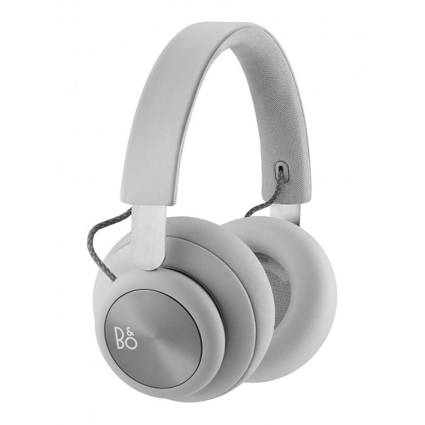 Bang & Olufsen - B&O Play - Beoplay H4 - Vapour - Wireless Over-Ear Headphones with a Focus on Pure Essentials