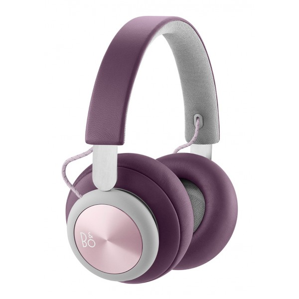 Bang & Olufsen - B&O Play - Beoplay H4 - Violet - Wireless Over-Ear Headphones with a Focus on Pure Essentials