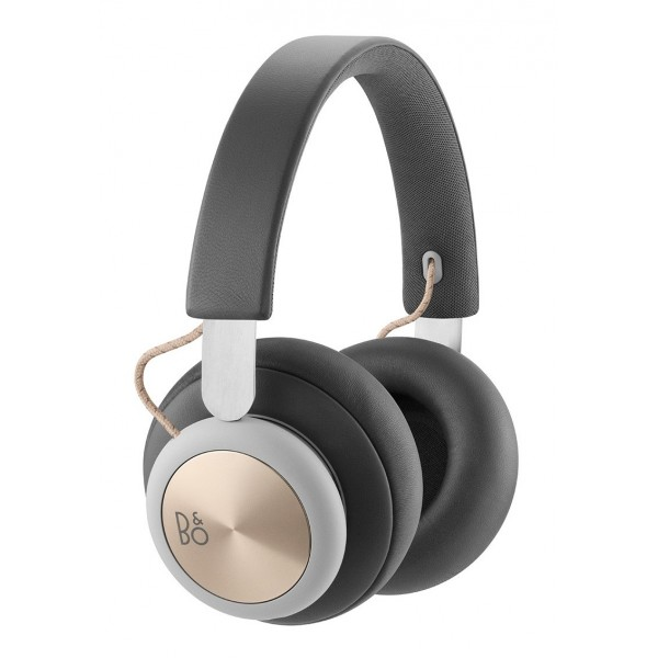 Bang & Olufsen - B&O Play - Beoplay H4 - Charcoal Grey - Wireless Over-Ear Headphones with a Focus on Pure Essentials