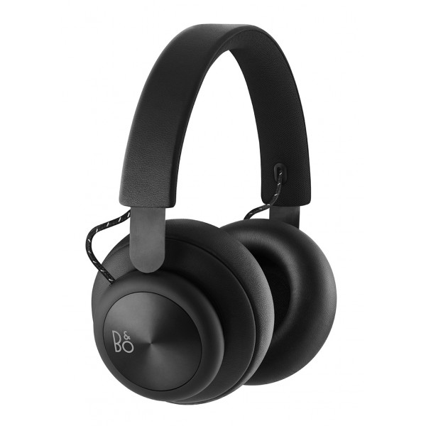 Bang & Olufsen - B&O Play - Beoplay H4 - Black - Wireless Over-Ear Headphones with a Focus on Pure Essentials