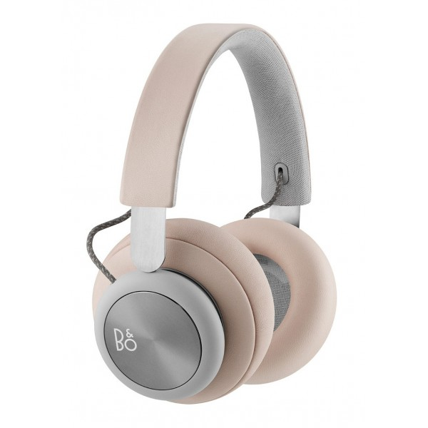Bang & Olufsen - B&O Play - Beoplay H4 - Sand Grey - Wireless Over-Ear Headphones with a Focus on Pure Essentials
