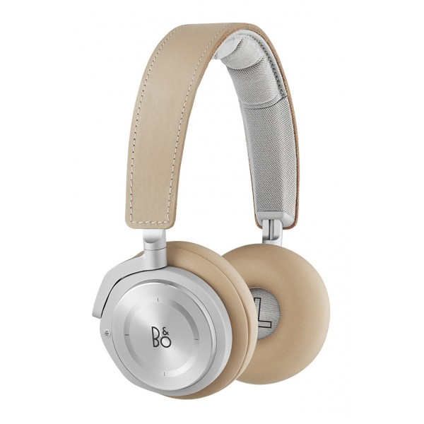 Bang & Olufsen - B&O Play - Beoplay H8 - Naturale - Cuffie Wireless On-Ear di Alta Qualità con Cancellazione del Rumore Attiva