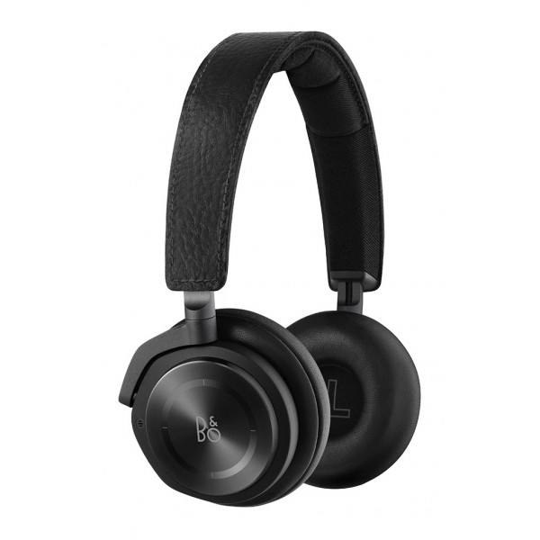 Bang & Olufsen - B&O Play - Beoplay H8 - Black - Premium Wireless Active Noise Cancellation On-Ear Headphones