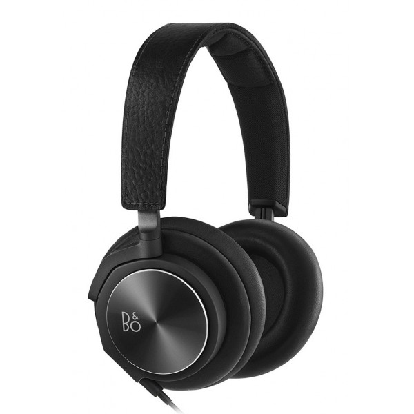 Bang & Olufsen - B&O Play - Beoplay H6 - Black - Premium Over-Ear Headphones Refined & Crafted Without Compromise