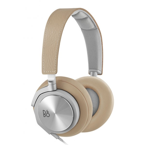 Bang & Olufsen - B&O Play - Beoplay H6 - Naturale - Premium Over-Ear Headphones Refined & Crafted Without Compromise