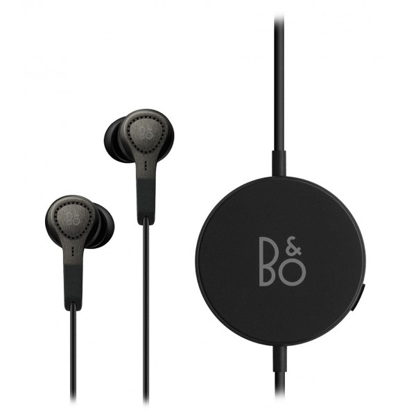 Bang & Olufsen - B&O Play - Beoplay H3 ANC - Black - Premium Active Noise Cancellation In-Ear Headphone Tuned for Music Lovers