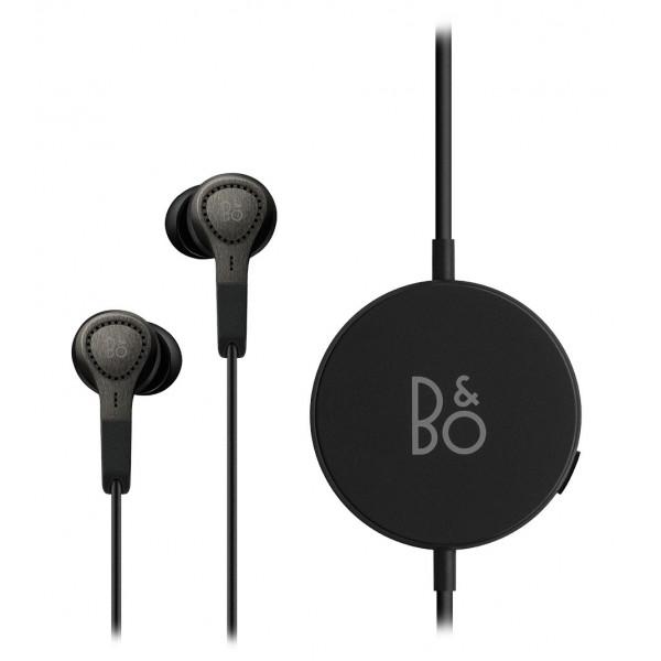 Bang & Olufsen - B&O Play - Beoplay H3 ANC - Nero - Auricolari Premium In-Ear con Cancellazione del Rumore Attiva - Music Lovers