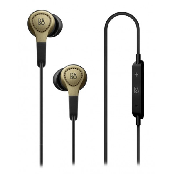 Bang & Olufsen - B&O Play - Beoplay H3 - Champagne - Lightweight Earphones with Powerful and Balanced Sound Experience