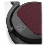 Bang & Olufsen - B&O Play - Beoplay H2 - Deep Red - Flexible On-Ear Corded Headphone with Microphone and Remote Control