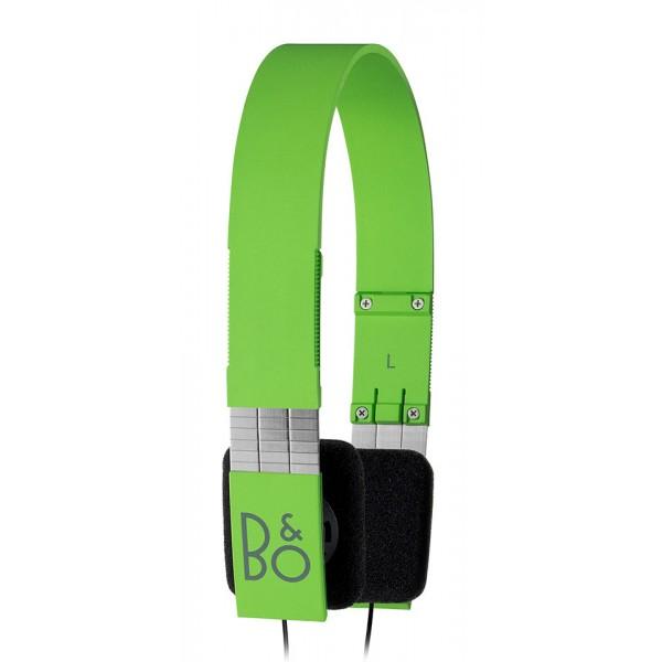 Bang & Olufsen - B&O Play - Form 2i - Giallo - Cuffie dal Design Chic - Ergonomiche Leggere ed Ergonomiche