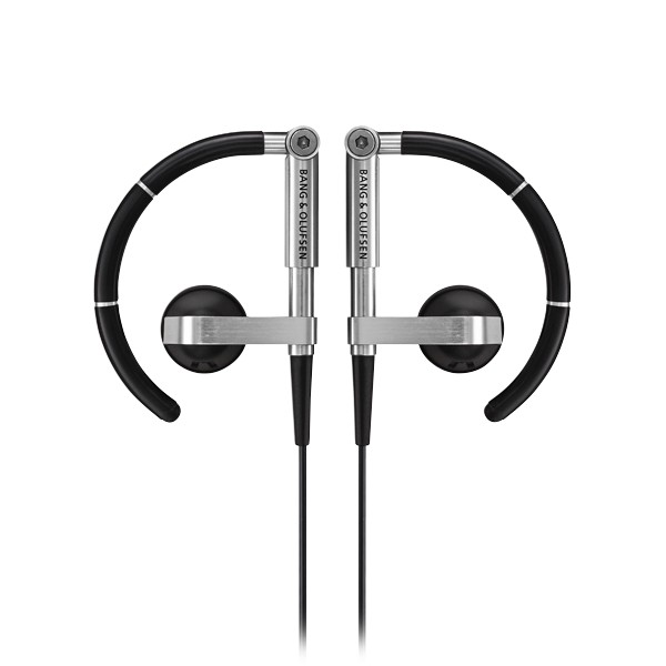 Bang & Olufsen - B&O Play - Earset 3i - Black - Flexible High Quality Earphones Ultra Light and Adjustable