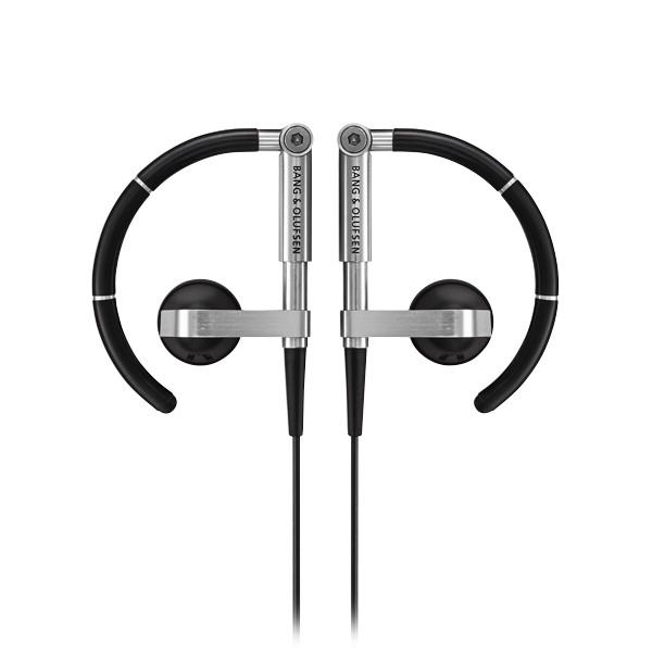 B&O Play - Bang & Olufsen - Earset 3i - Nero - Auricolari Flessibili di Alta Qualità Flessibili Ultra Leggeri e Regolabili