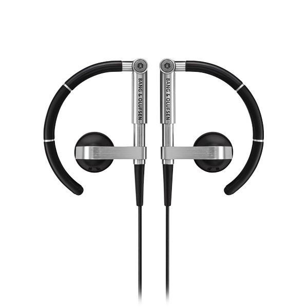 Bang & Olufsen - B&O Play - Earset 3i - Black - Flexible High Quality Earphones Ultra Light and Adjustable