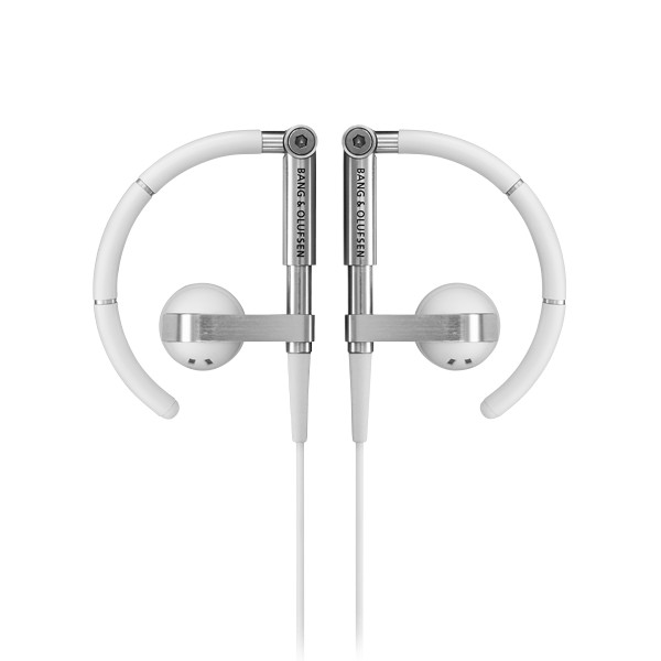 Bang & Olufsen - B&O Play - Earset 3i - White - Flexible High Quality Earphones Ultra Light and Adjustable