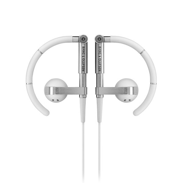 Bang & Olufsen - B&O Play - Earset 3i - Bianco - Auricolari Flessibili di Alta Qualità Flessibili Ultra Leggeri e Regolabili