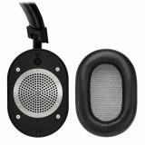 Master & Dynamic - MW60 - Metallo Nero / Pelle Camo - Cuffie Auricolari Premium Wireless di Alta Qualità ad Alte Prestazioni