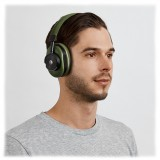 Master & Dynamic - MW60 - Black Metal / Olive Leather - Premium High Quality and Performance Wireless Over-Ear Headphones