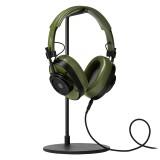 Master & Dynamic - MH40 - Metallo Nero / Pelle Oliva - Cuffie Auricolari Premium di Alta Qualità ad Alte Prestazioni