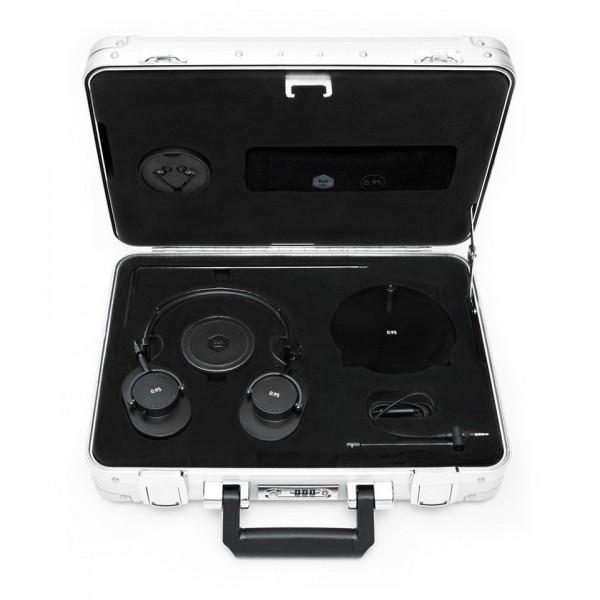 Master & Dynamic - MH40 - Zero Halliburton Kit - Limited Edition - Leica Camera AG - 0.95 - Nero  - Cuffie Auricolari Premium