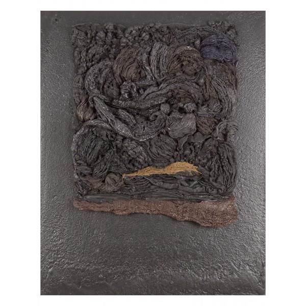 Vinicio Momoli - Installazione - Gomma - Piani di Colore 26