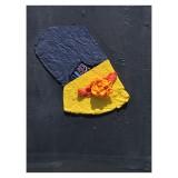 Vinicio Momoli - Installazione - Gomma - Piani di Colore 27