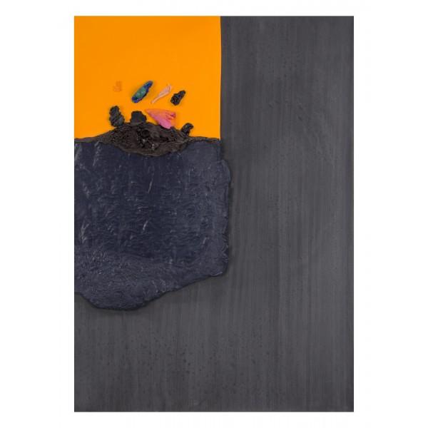 Vinicio Momoli - Installazione - Gomma - Piani di Colore 28