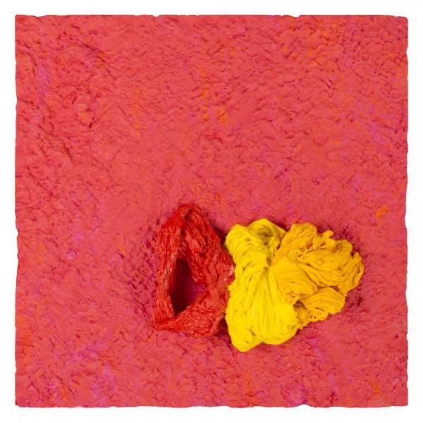 Vinicio Momoli - Installazione - Gomma - Senza Titolo 4