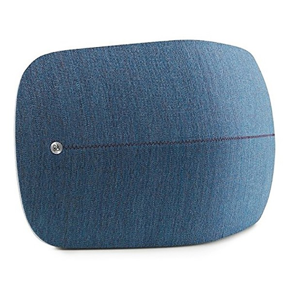 Bang & Olufsen - B&O Play - Beoplay A6 Cover - Dusty Blue - Exchangeable Wool-blend Fabric Covers by Kvadrat