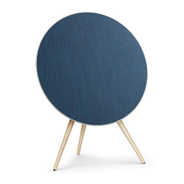 Bang & Olufsen - B&O Play - Beoplay A9 Cover - Blu Polvere - Cover in Kvadrat - Trasparenza Acustica ed Estetica