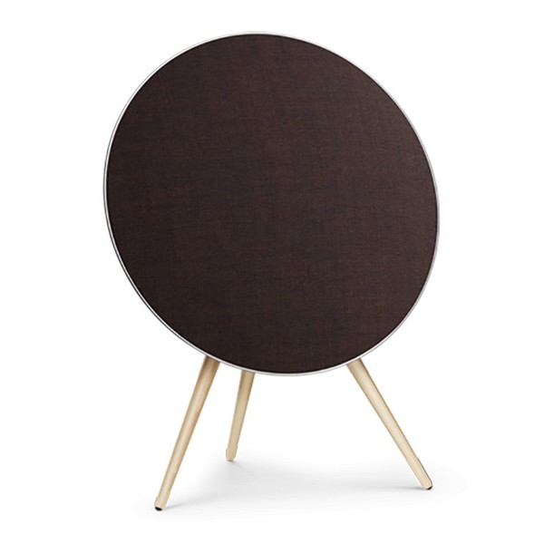 Bang & Olufsen - B&O Play - Beoplay A9 Cover - Rosa Scuro - Cover in Kvadrat - Trasparenza Acustica ed Estetica
