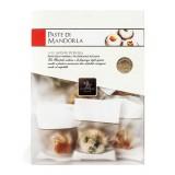 Vincente Delicacies - Paste di Mandorla Sicilia Agrumi - Fine Pasticceria in Confezione Crystal