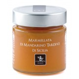 Vincente Delicacies - Marmellata di Mandarino Tardivo di Sicilia - Marmellate e Confetture Artigianali