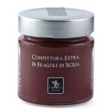Vincente Delicacies - Confettura Extra di Fragole di Sicilia - Marmellate e Confetture Artigianali