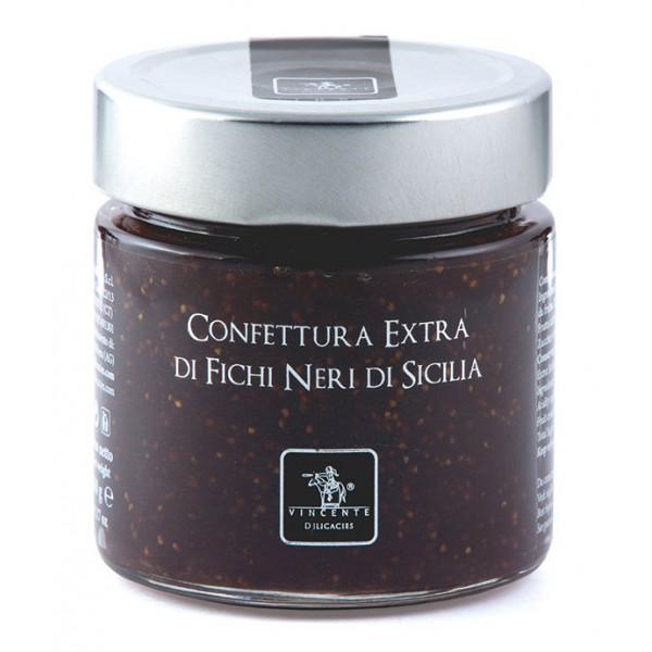 Vincente Delicacies - Sicilian Fig Extra Preserve - Artisan Marmalades and Preserves