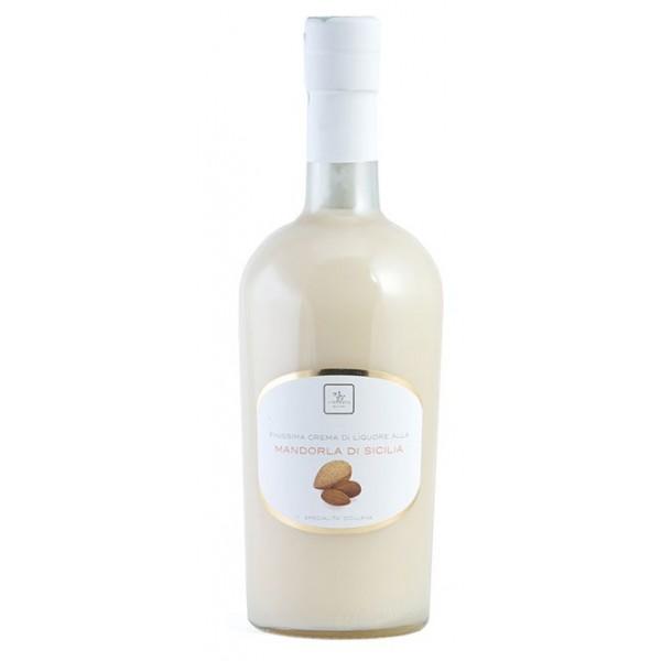 Vincente Delicacies - Finissima Crema di Liquore alla Mandorla di Sicilia - Creme di Liquore