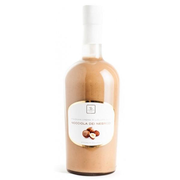 Vincente Delicacies - Nebrodi Hazelnuts Fine Cream Liqueur - Cream Liqueurs