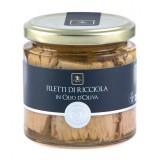 Vincente Delicacies - Filetti di Ricciola in Olio d'Oliva - C&V - Linea Pesce