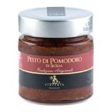 Vincente Delicacies - Pesto di Pomodoro di Sicilia - Pesti Gastronomici Artigianali