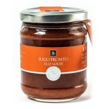 Vincente Delicacies - Sugo Pronto alle Sarde - C&V - Linea Pesce