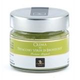 Vincente Delicacies - Crema al Pistacchio Verde di Bronte D.O.P. - Creme Spalmabili Artigianali - 90 g
