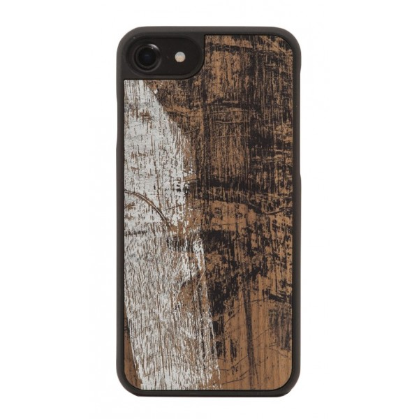 Wood'd - Vintage Walnut Cover - iPhone X - Cover in Legno - Vintage Collection