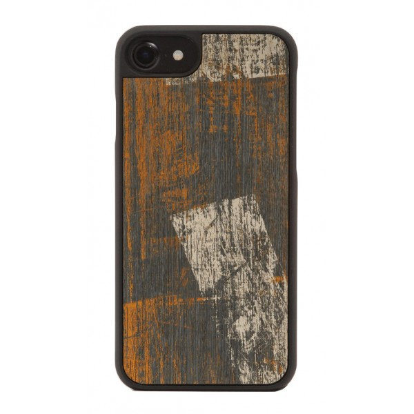 Wood'd - Vintage Green Cover - iPhone X - Wooden Cover - Vintage Collection