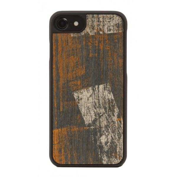 Wood'd - Vintage Green Cover - iPhone X - Cover in Legno - Vintage Collection