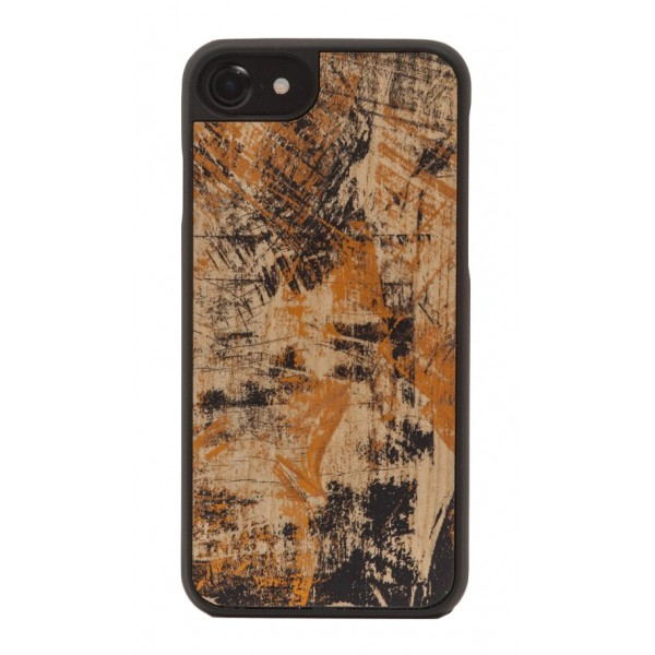 Wood'd - Vintage Cherry Cover - iPhone X - Cover in Legno - Vintage Collection