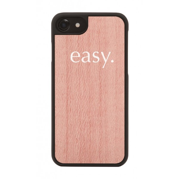 Wood'd - Easy Cover - iPhone X - Cover in Legno - Artwork Collection