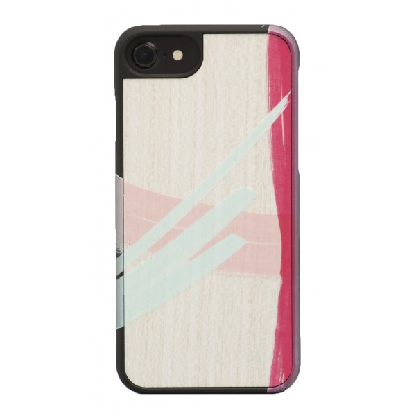 Wood'd - Tela Uno Cover - iPhone X - Cover in Legno - Canvas Collection
