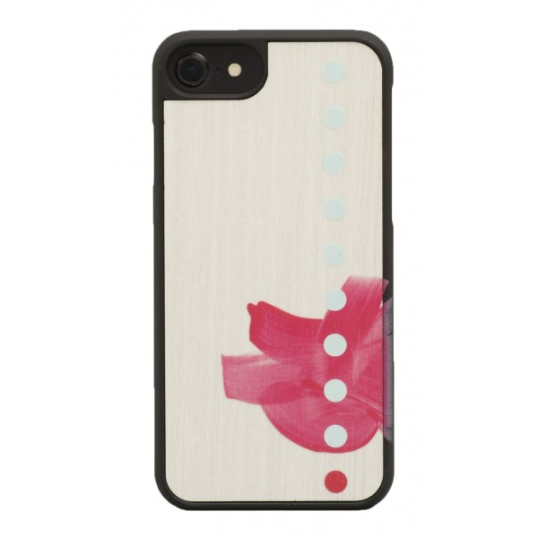 Wood'd - Tela Cinque Cover - iPhone X - Cover in Legno - Canvas Collection