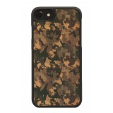 Wood'd - Camouflage Cover - iPhone X - Cover in Legno - Classic Collection