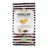 Terre di Puglia - Tarallini Millerighe - Cacio e Pepe - Linea Salata